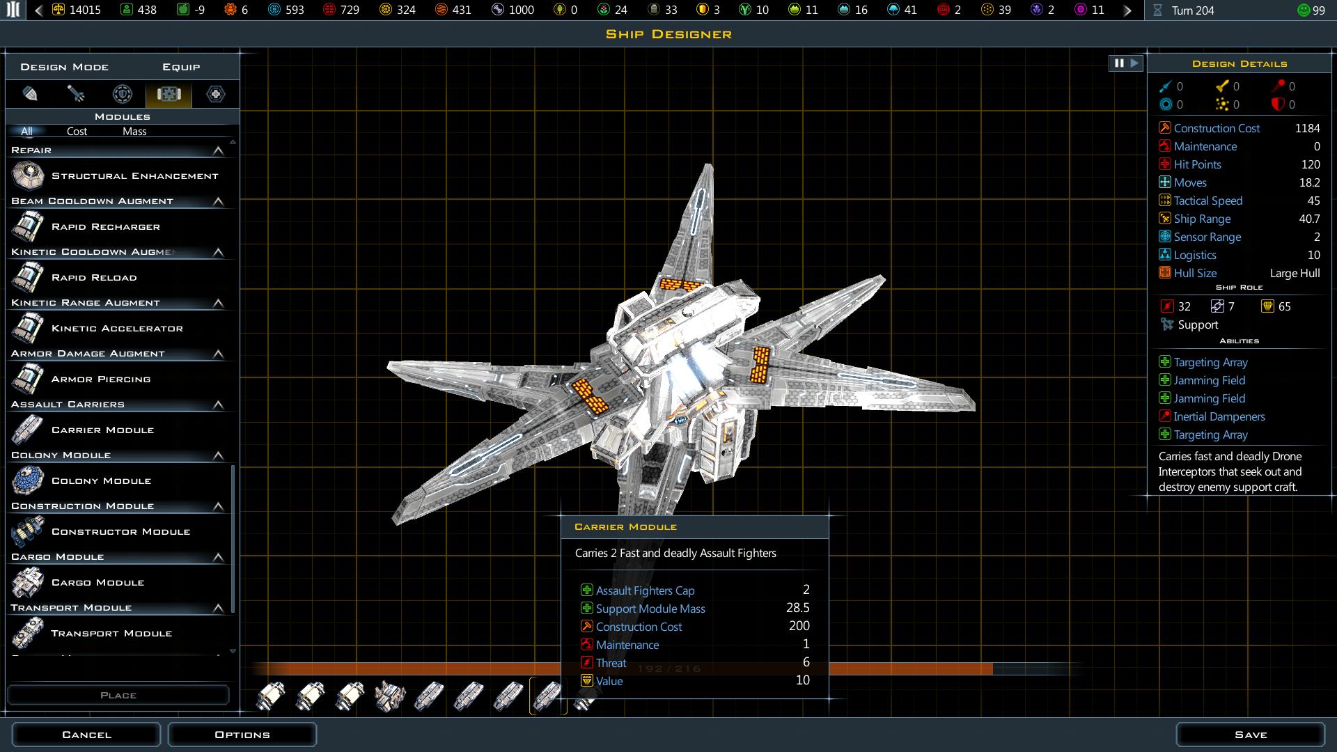 Carrier Module
