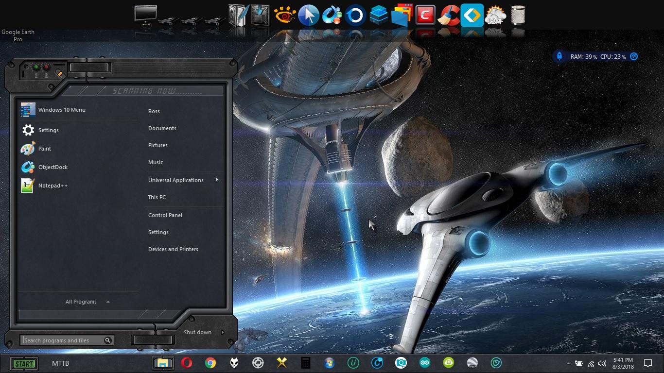 August 2018 Desktop Screenshots » Forum Post by Island Dog