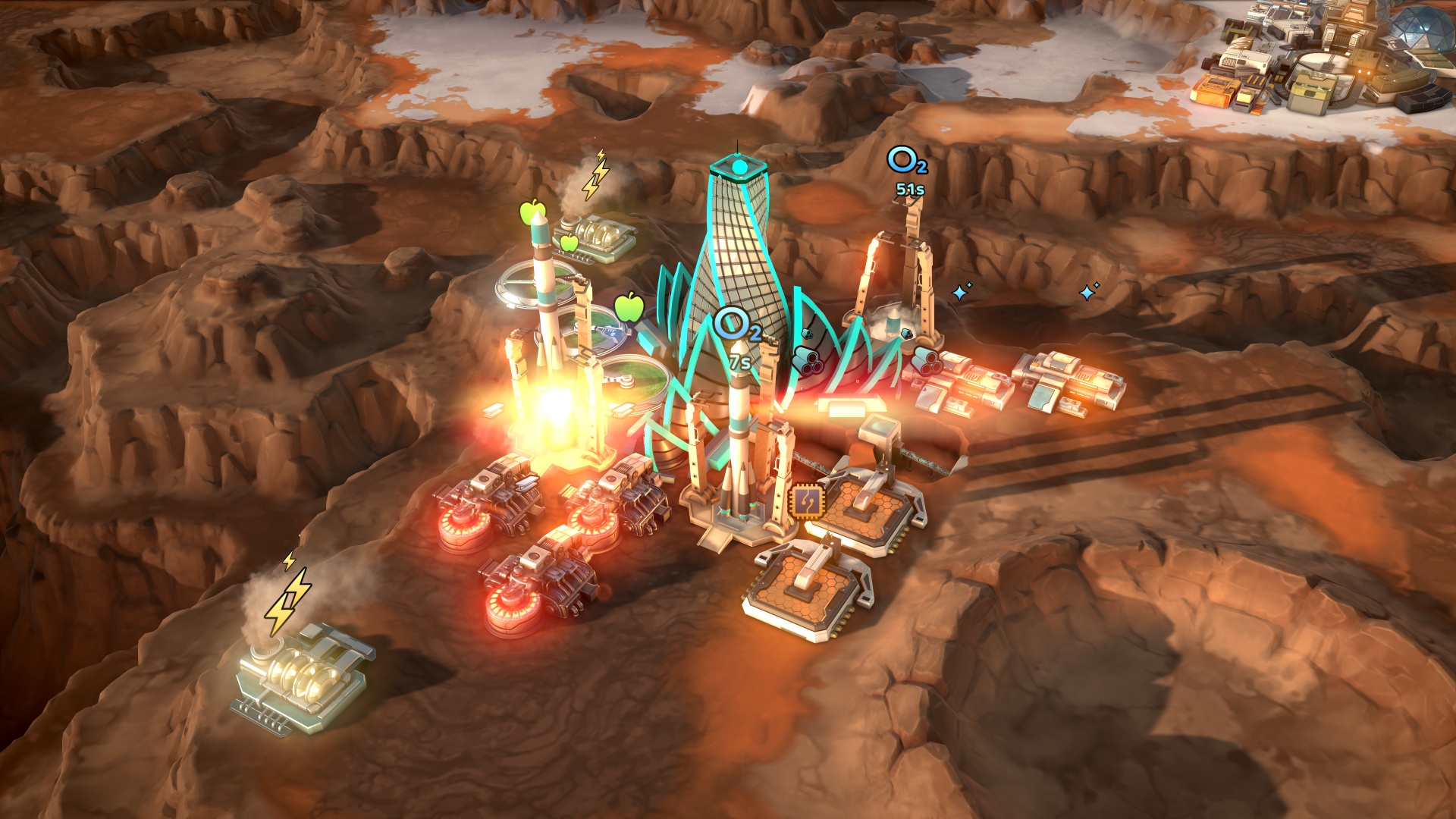 journals: offworld trading company