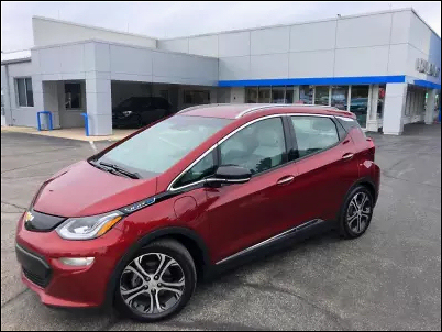 2017 Chevy Bolt EV Premium