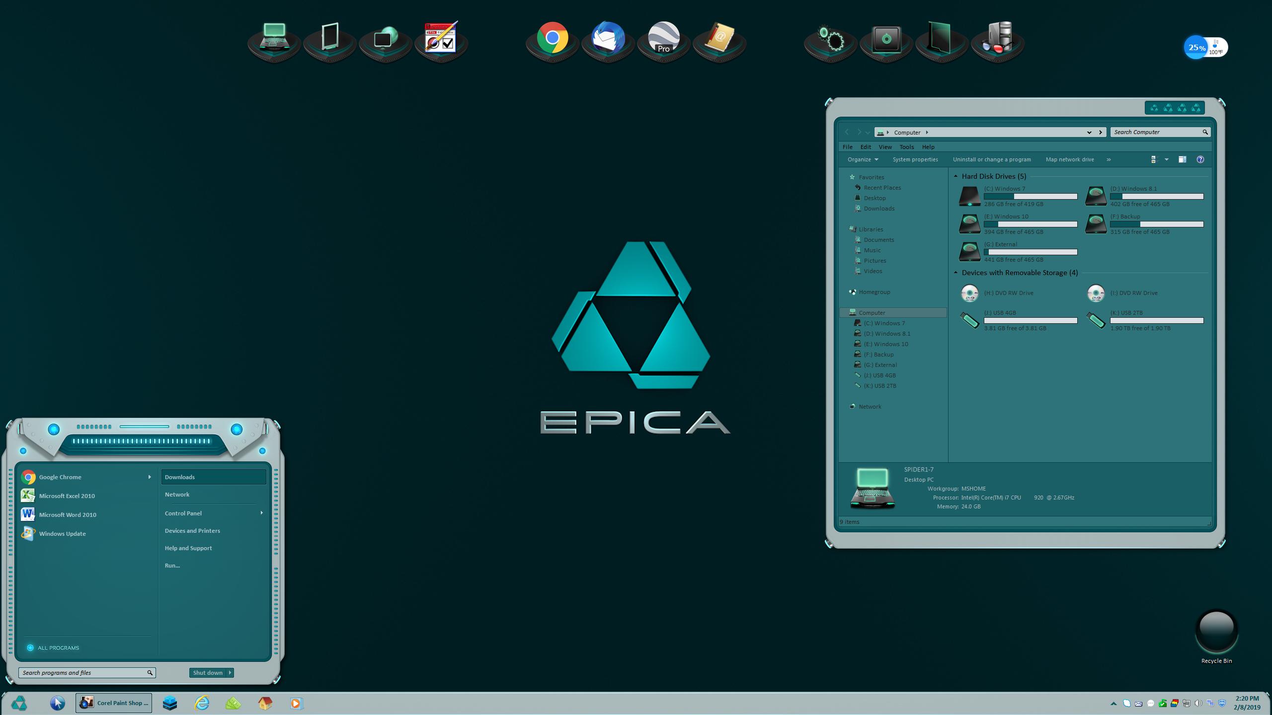 Epica for Windowblinds
