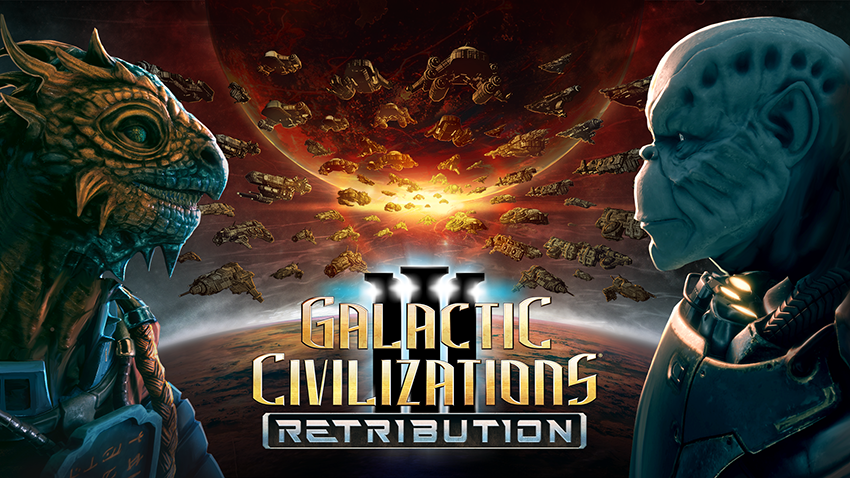 GC3: Retribution Key Art