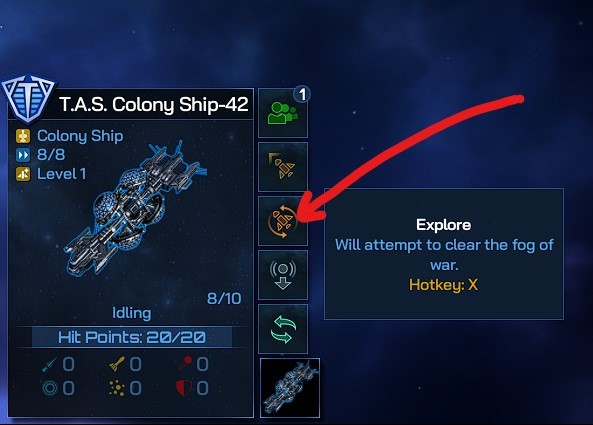 """""""Explore"""" could be replaced by """"Colonize Closest"""""""