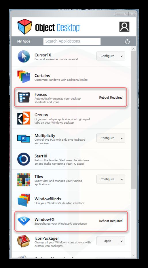 Object Desktop