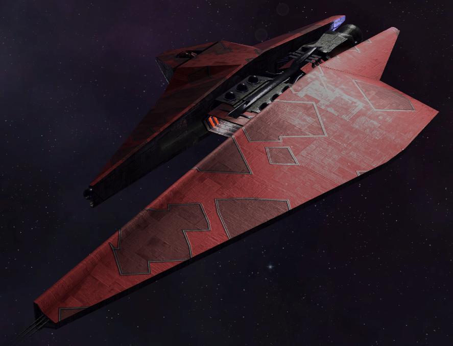 Narn Var'Nic siege ship -2