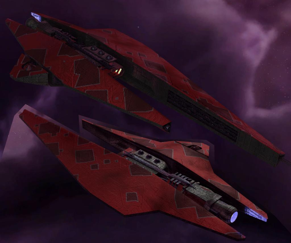 Narn Var'Nic siege ship