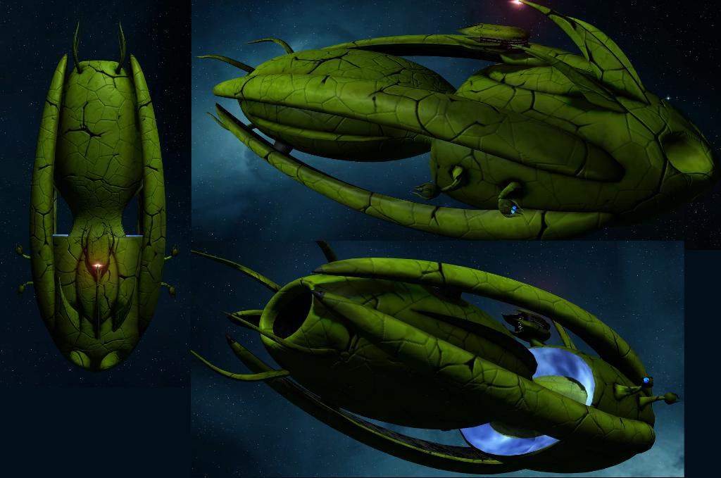 Vorlon Carrier