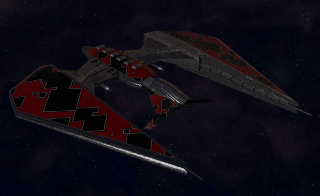 Narn Thentus corvette
