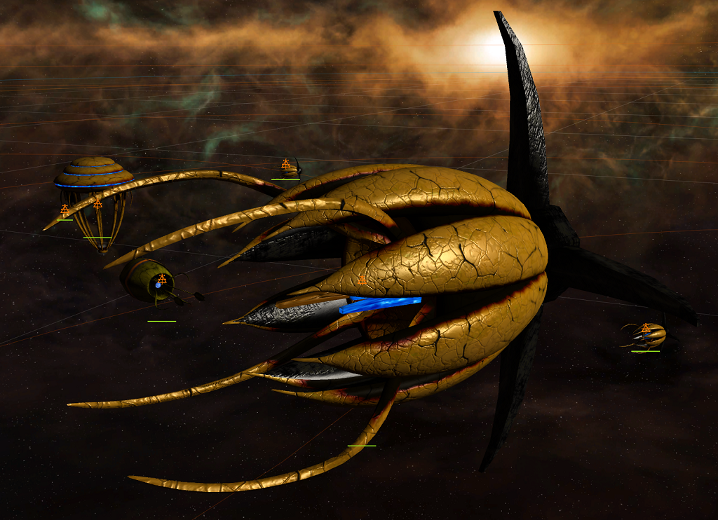 Vorlon oribital defense