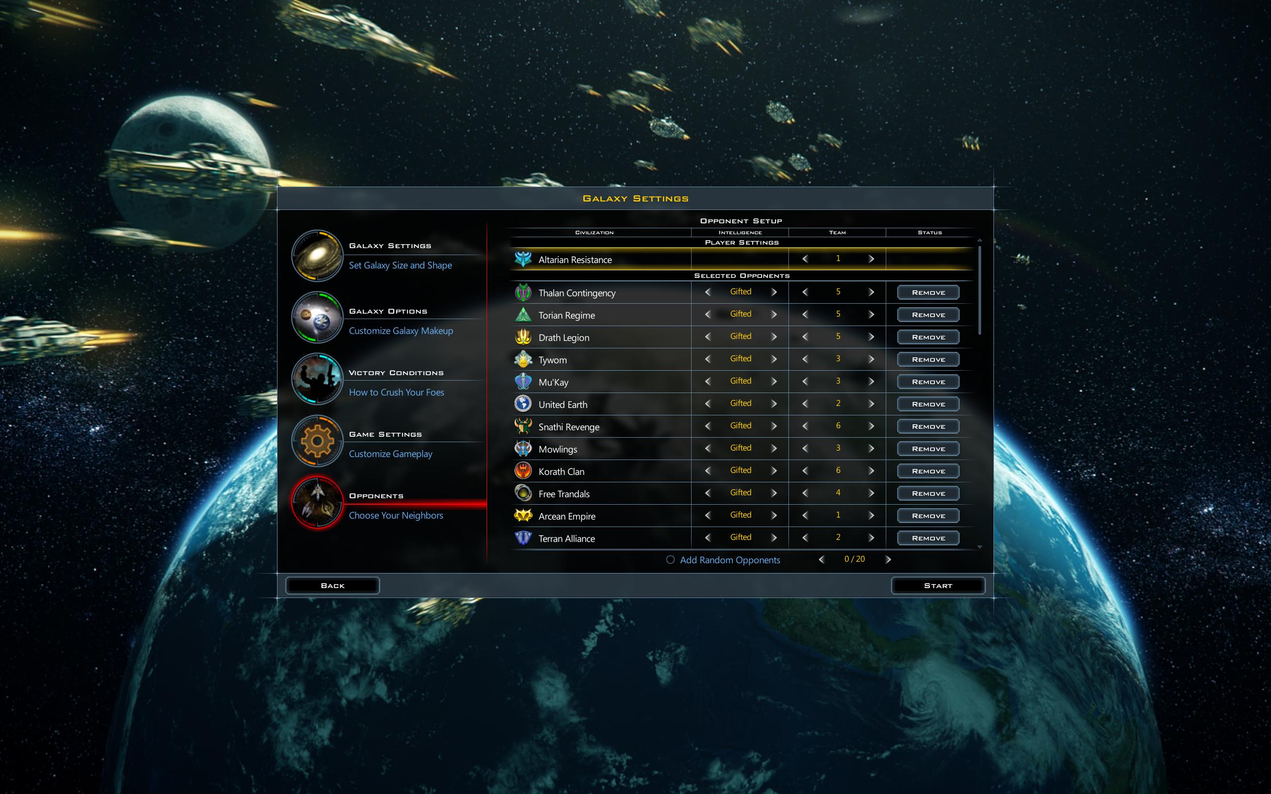 Galactic Civilizations III: Ascension