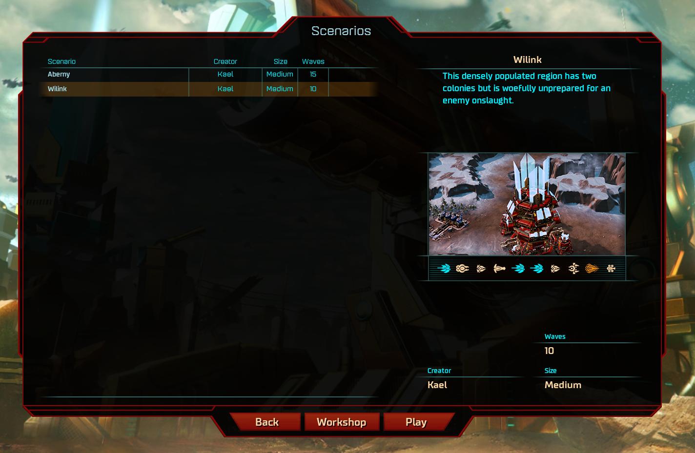 Siege of Centauri: Beta 3 Changelog