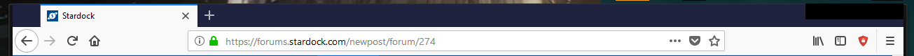 Titlebar bug