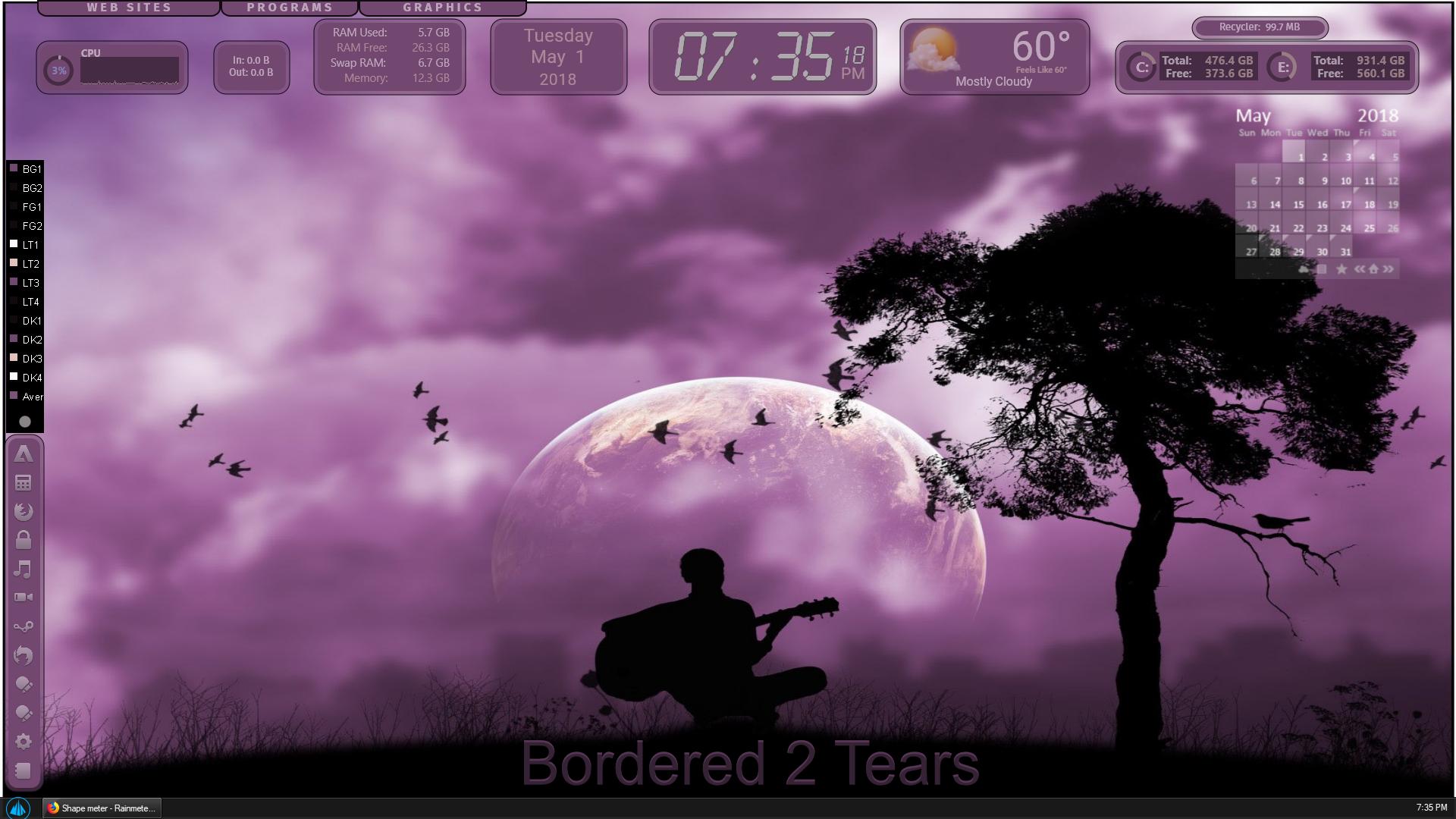 My Screenshot of 2nd monitor