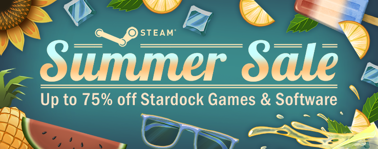 Stardock - Steam Summer Sale