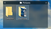 Folder portals map to folders on your PC