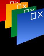 Curtains Beta logo