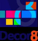 Decor8 logo